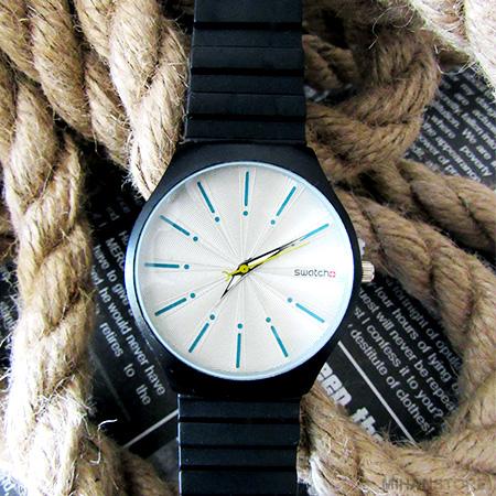 خرید ساعت مچی Swatch مدل Dailly - فروشگاه محصولات میهن استور
