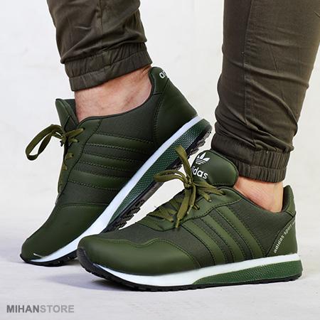 کفش مردانه آدیداس طرح Fendi