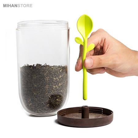 سفارش ظرف نگهدارنده چای و قهوه Scoop Jar