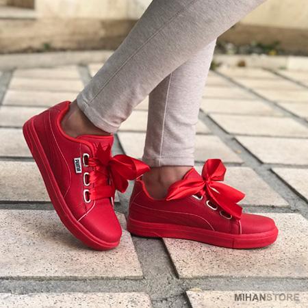 مدل کفش پوما 2017 + جدیدترین مدل کتونی مارک پوما 96 ، مدل کتونی دخترانه پوما 2017 ، مدل کتونی مردانه پوما 96 ، مدل کفش اسپرت پوما 2017 ، مدل کفش ورزشی پوما رنگ قرمز