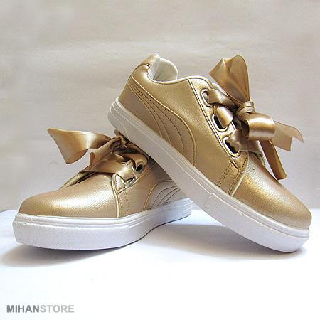 کفش دخترانه پوما مدل Rimon فروشگاه اینترنتی میهن استور