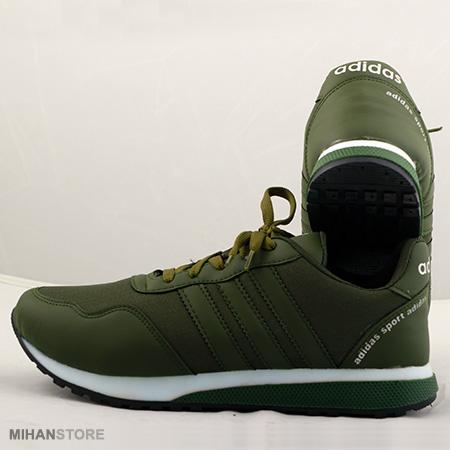 خرید پستی کفش مردانه Adidas طرح Fendi